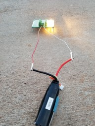 LiPo Discharger in Action