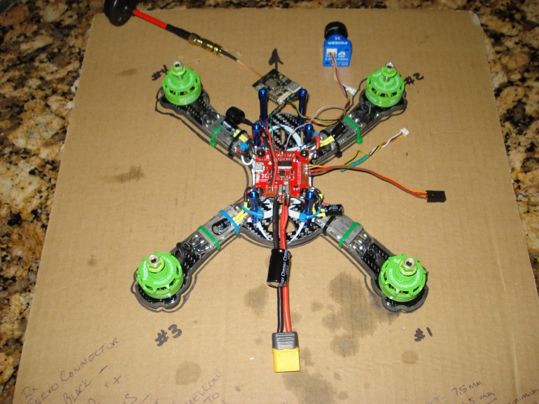 Drone is Complete